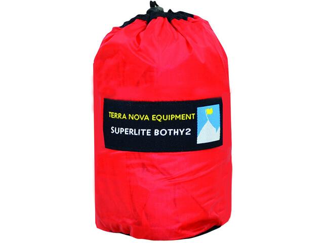 Terra Nova Bothy 2 Emergency Shelter red